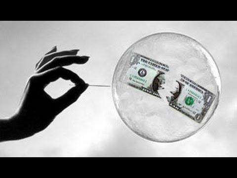 الفقاعة المالية