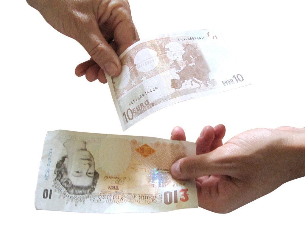 الربح من تداول العملات
